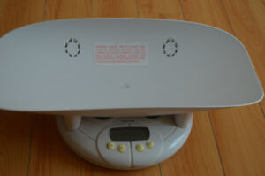Salter baby and toddler scale