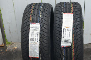 General Tire G-MAX AS-03 215/50ZR17 Gatineau Ottawa / Gatineau Area image 1