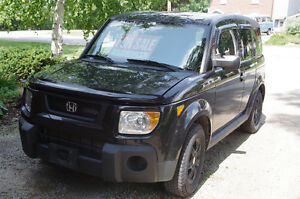 2006 Honda Element  EX