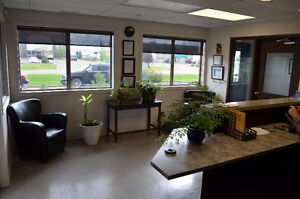 3200 SQFT Fully developed office, bay, and training classroom