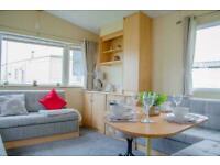 2 Bedroom Static Caravan For Sale By The Sea