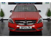 2013 MERCEDES B-CLASS B180 BLUEEFFICIENCY SPORT HATCHBACK PETROL