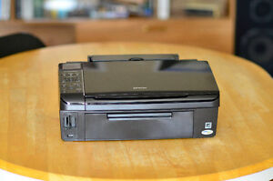 Epson Stylus NX415 All-in-One Colour Printer