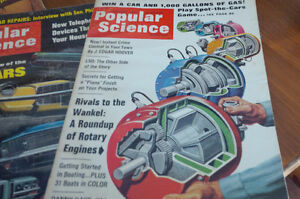 5 Issues of Popular Science, 1952, 1967, 1969, 1970, 1972 Kitchener / Waterloo Kitchener Area image 2