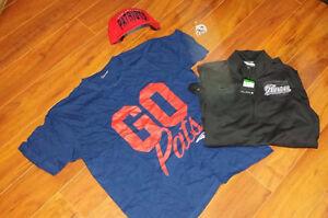 Patriots Pats Pat kit NFL football party suit shirt Brady game N