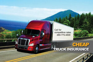 Lowest rate truck insurance
