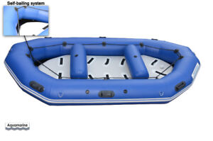 12 ' ft whitewater inflatable river raft