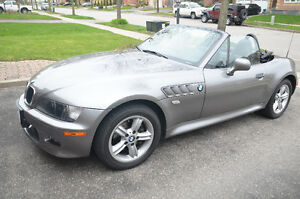 2001 BMW Z3 M Sport Package, Premium Package, Fully Loaded