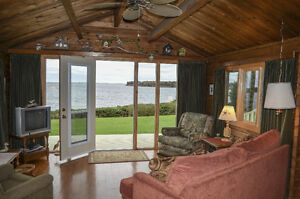Romantic Waterfront Cottage - Booked for 2016
