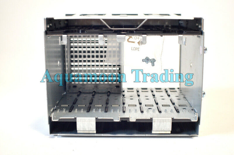 """5TX8J OEM Dell PowerEdge T620 Server 4 X 2.5"""" HDD Caddy Slot Cage Caddy Carrier"""