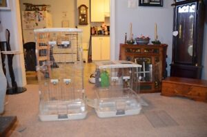 2 in 1 Bird Cage/Cages XXL