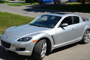 Excellent Condition Mazda RX8 2007 / 77.000km