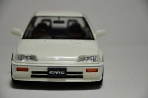TRIPPLE 9 1/18 1987 HONDA CIVIC SI EF3 87 EF-3