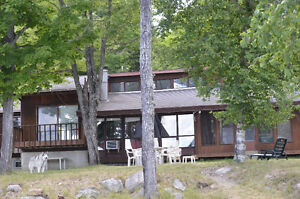 Big Cedar Lake Cottage Rental