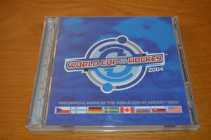 WORLD CUP of HOCKEY 2004: Official Music + Bonus Content