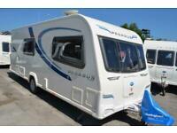 2011 - Bailey Pegasus Milan - 4 Berth-End Washroom -Touring Caravan Now Sold!