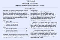 Email Divination Readings (tarot, etc) by DEVI