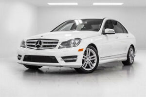 EXCELLENT 2013 Mercedes C300 + Extended Warranty year and half
