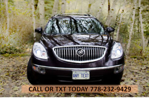 CLEAN Buick Enclave CXL AWD 2009 -  >>> REDUCED TO SELL <<<