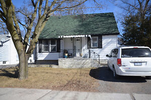 Quaint 1.5 Storey with in-law suite East Hill Belleville