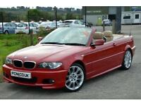 2006 BMW 3 SERIES 2.0 318CI M SPORT 2D 150 BHP