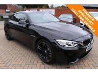 2016 65 BMW M4 3.0 M4 2D AUTO 426 BHP