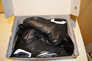 Jordan black cat 6s deadstock size 10.5 (fits 11)