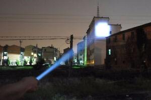 Lampes de poche Flashlight 2000 Lumens, 3800 Lumens