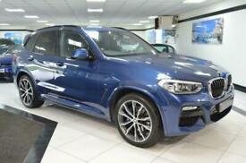 image for 2019 69 BMW X3 2.0 XDRIVE20D M SPORT 5D AUTO 190 BHP DIESEL