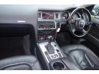 2007 Audi Q7 3.0 TDI ( 229bhp ) quattro Limited Edition 7 SEATER DIESEL 4x4
