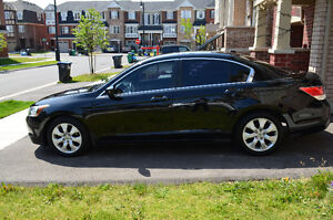2009 Honda Accord E-LX Sedan NAVI/winter tires