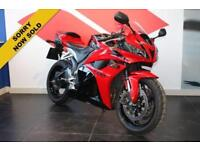 2011 60 HONDA CBR600RR -A ***RED/BLACK