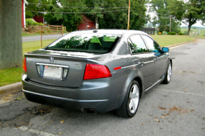 MINT METALIC GREY ACURA TL 2005 LOW KM 178 FOR ONLY 0.32 BITCOIN