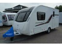 2014 - Swift Challenger 480 SE - 2 Berth - End Washroom - Touring Caravan