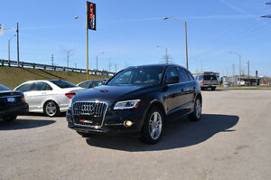 2013 Audi Q5 2.0L Premium /**S-LINE**/FULLY LOADED/NO ACCIDENT