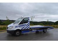 MERCEDES SPRINTER 2.1TD RECOVERY TRUCK 313 CDi, 2009
