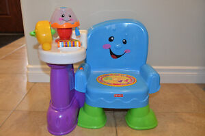 Fisher Price Laugh & Learn: Musical Learning Chair