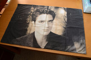EDWARD CULLEN PILLOW CASE: Queen Size + Jacob Black BONUS!