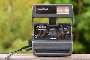 Polaroid OneStep CloseUp 600 Camera