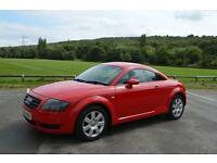 AUDI TT COUPE 1.8, 2005, 180bhp***FINANCE AVAILABLE***