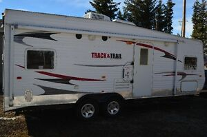 Gulf Stream Track &Trail by Enduramax 23RTH Toy Hauler
