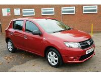 2013 63 Dacia Sandero Stepway 0.9TCe Ambiance 5 DOOR PETROL MANUAL