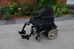 Invacare Heavy duty Electric wheelchair
