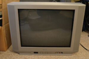 "20"" Toshiba colour tube TV"