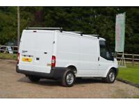 2013 FORD TRANSIT T280 2.2 TDCI 100ps Short Wheel Base SWB Low Roof Panel Van DI