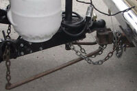 Class 3 Equalizer Hitch & Bars, 10,000 lbs, Works Great