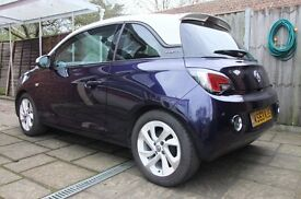 Vauxhall Adam 1.4 100hp