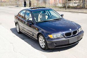 2003 BMW 3-Series 325i Berline