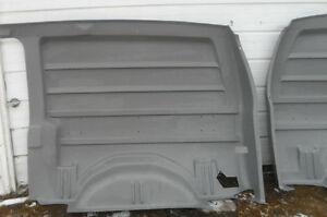 FORD E 150 VAN PROTECTIVE WALL AND FLOOR PANELS Edmonton Edmonton Area image 2