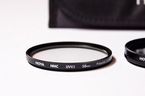 Hoya UV Filter 58mm